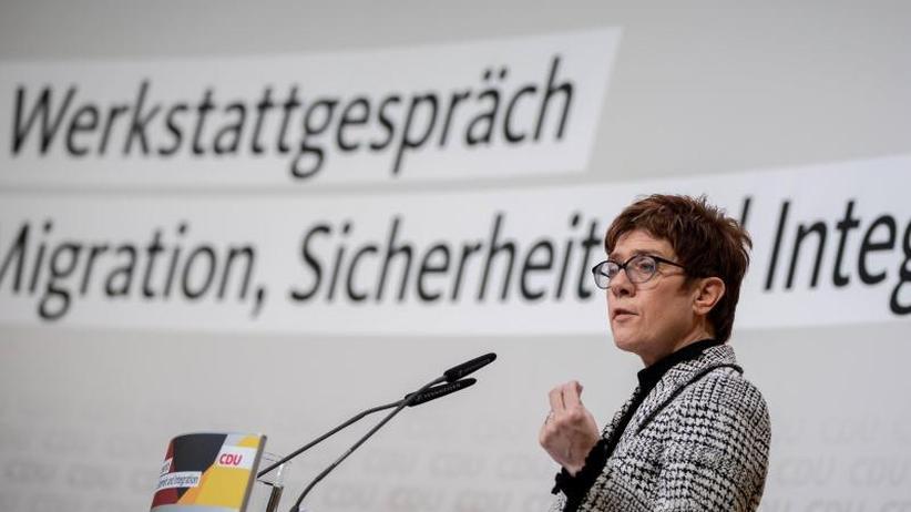 """""""Humanität und Härte"""": CDU für verschärfte Migrationspolitik"""