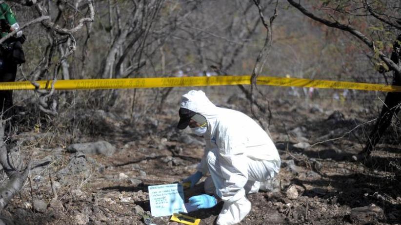 Wachsende Gewaltwelle: 69 Tote In Verborgenen Gräbern Im