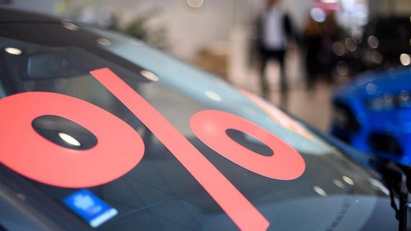 Wertvernichtung: Autohäuser ächzen unter Diesel-Krise