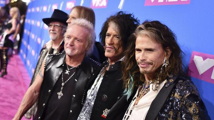 Hollywood Walk of Fame: Aerosmith-Ehrung fällt ins Wasser