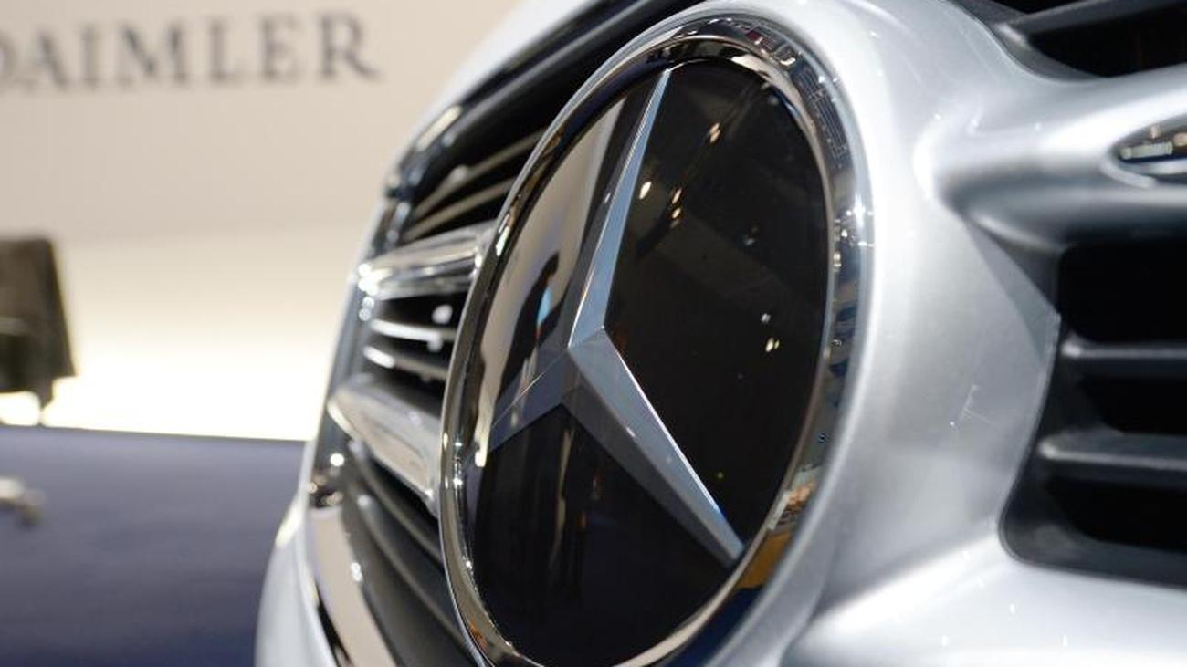 Co2 Fleet Value Increased Daimler New Exhaust Gas Tests Are