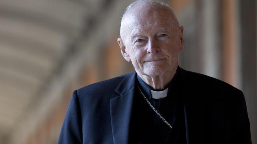 Missbrauchsskandal: Papst entlässt früheren Erzbischof von Washington