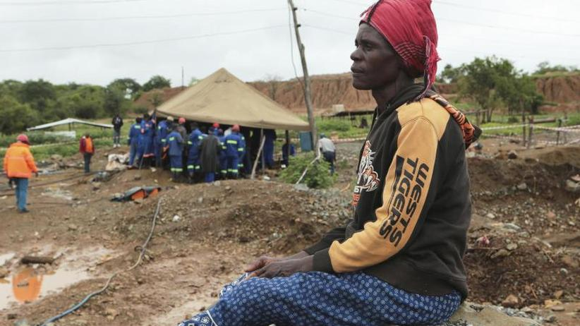 Nach Dammbruch: Bis zu 70 Vermisste nach Unglück in Goldmine in Simbabwe
