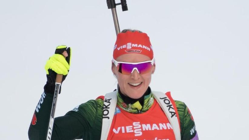 Weltcup in Soldier Hollow: Deutsche Biathleten mit Formanstieg vor WM