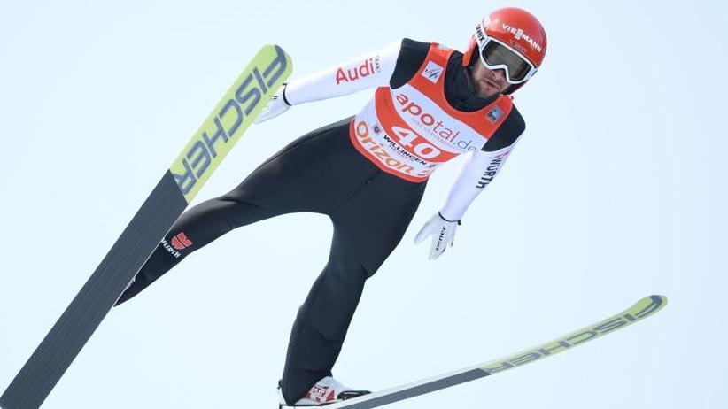 Skispringen: Eisenbichler in Willingen Zweiter - Sieg für Kobayashi
