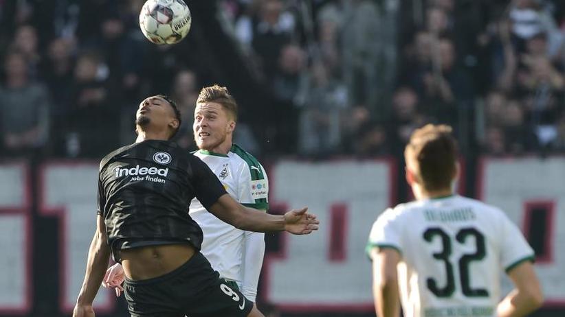 22. Spieltag: Frankfurt vergibt große Chance: 1:1 gegen Mönchengladbach