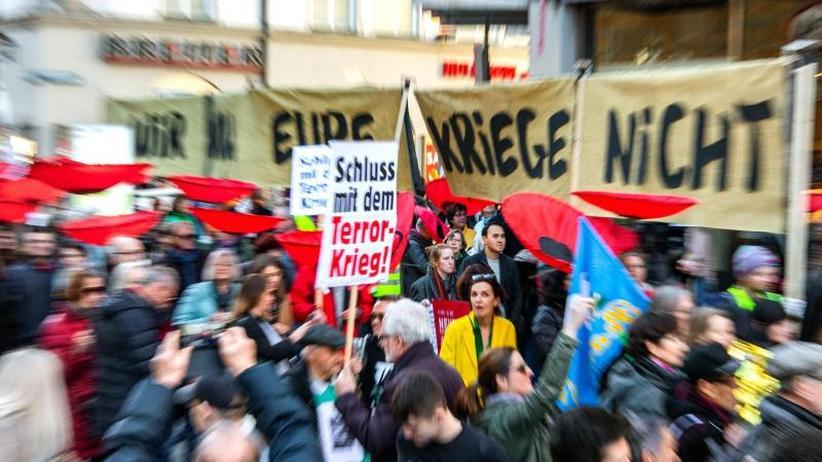 Krisen und Konflikte: Letzter Tag der Münchner Sicherheitskonferenz