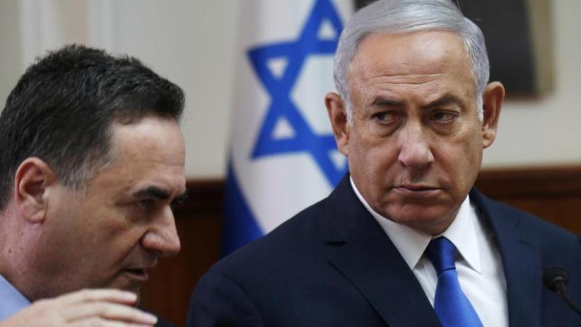 Likud-Politiker: Netanjahu ernennt Israel Katz zum amtierenden Außenminister