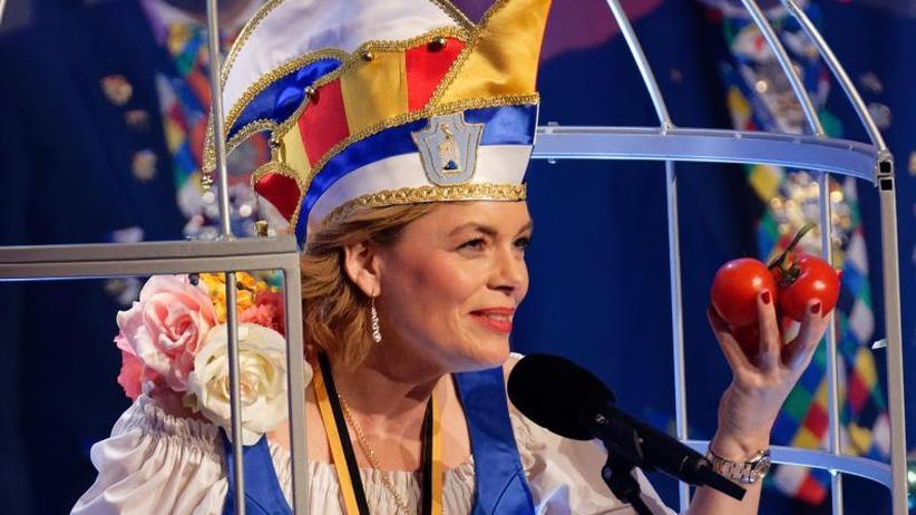 Karneval: Ordensritterin Julia Klöckner und die Sache mit den Männern