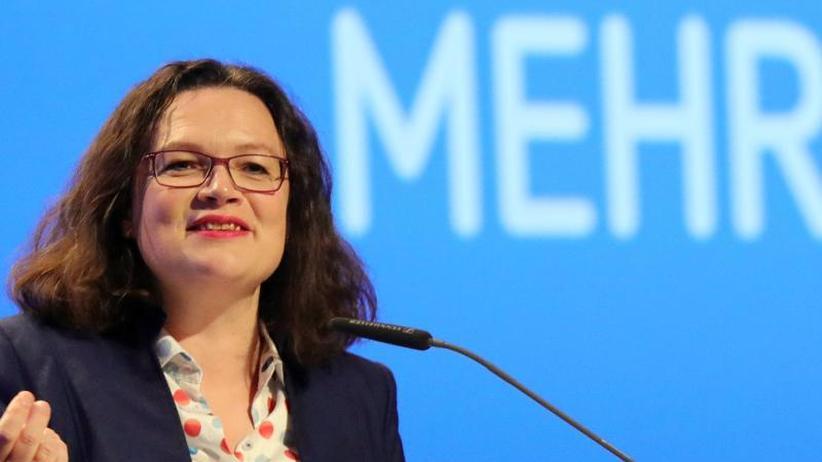 Auf 19 Prozent: SPD schiebt sich in Umfrage an Grünen vorbei auf Platz zwei