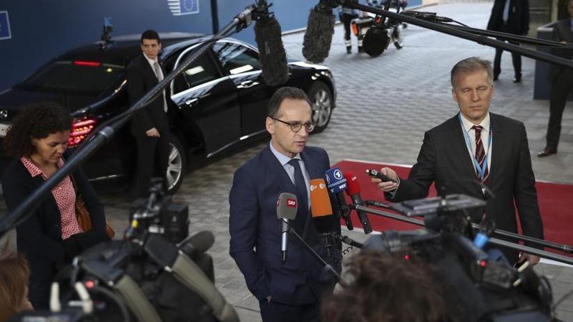 Außenministertreffen: Deutschland sieht Rücknahme inhaftierter IS-Kämpfer kritisch