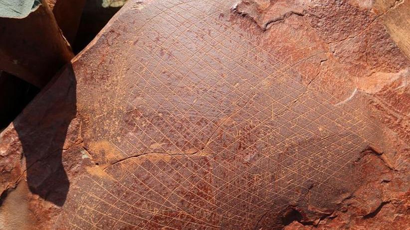 Vor der Küste Australiens: Archäologen entdecken alte Gravuren von US-Walfängern