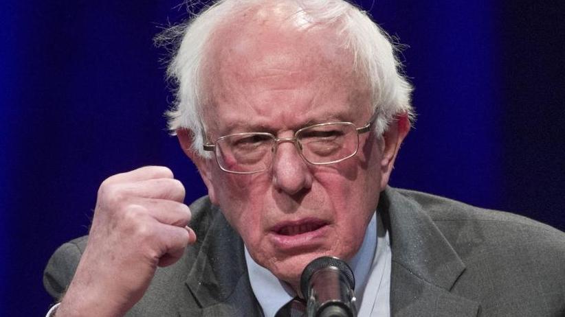 Linker Demokrat: Bernie Sanders will bei US-Präsidentenwahl antreten