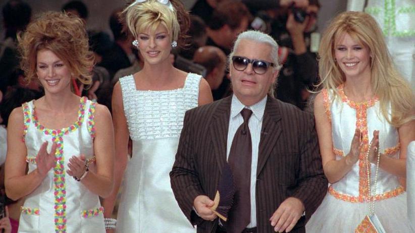 Abschied: Die Modewelt trägt Trauer: Stardesigner Lagerfeld ist tot