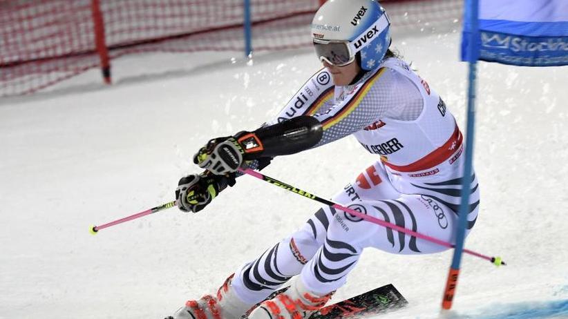 Parallel-Slalom: Geiger so gut wie nie:Zweite bei City Event in Stockholm