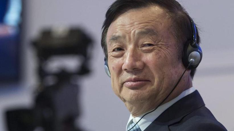 "Schützenhilfe aus Europa: Huawei-Gründer: ""USA können uns nicht vernichten"""