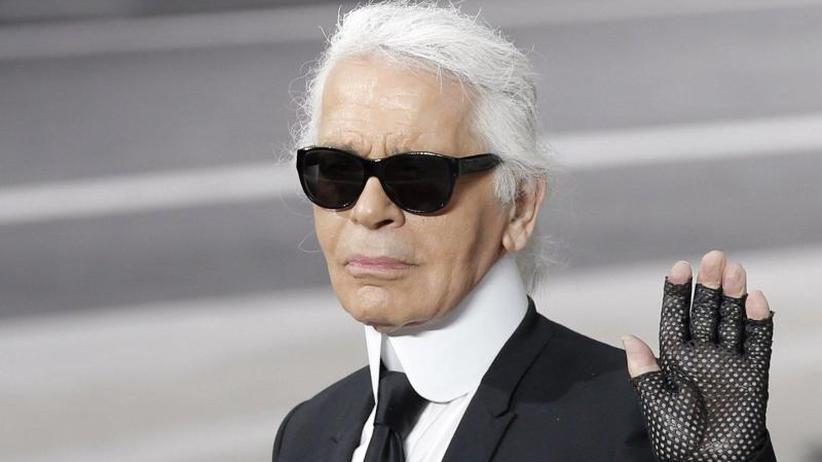 """Stilikone: Karl Lagerfeld: Er war der """"letzte Dandy von Paris"""""""