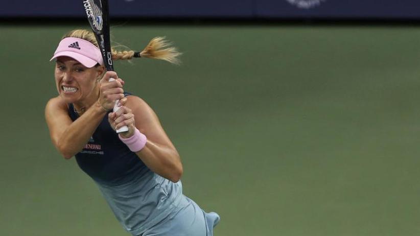 WTA-Turnier: Kerber mit einiger Mühe in Dubai im Achtelfinale