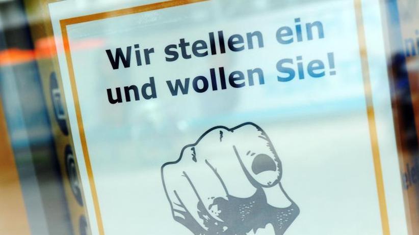 Forscher: Zahl der offenen Stellen in Deutschland auf Höchststand