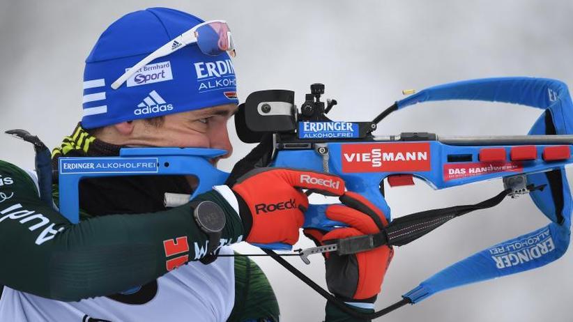 Saisonende: Biathlon-Weltmeister Schempp nicht zur WM