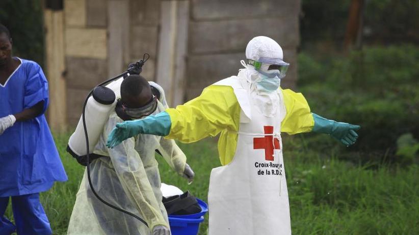 Ebola-Epidemie: Fortschritt im Kampf gegen Ebola im Kongo