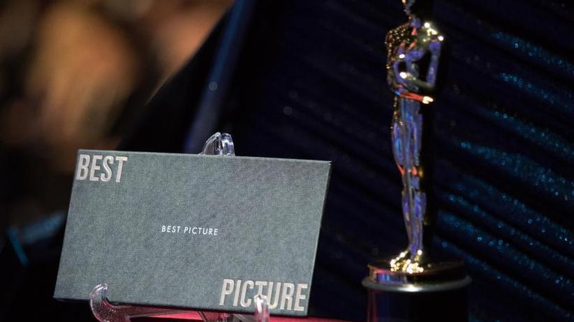 Academy Awards: Oscar-Verleihung: Stimmzettel werden ausgezählt