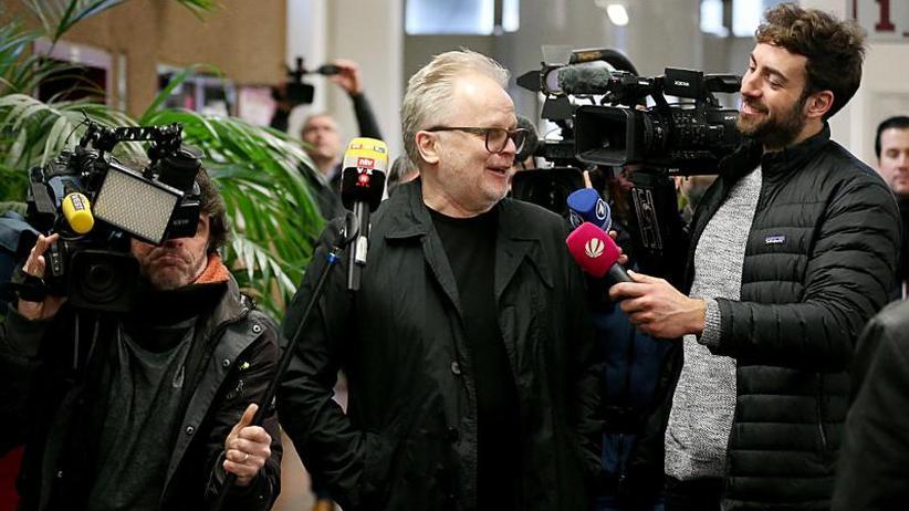 Strafprozess: Streit am Flughafen: Grönemeyer sagt vor Gericht aus