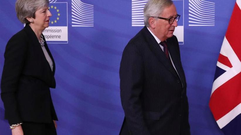 Noch fünf Wochen: Brexit: London und Brüssel auf dem Weg zum Formelkompromiss?