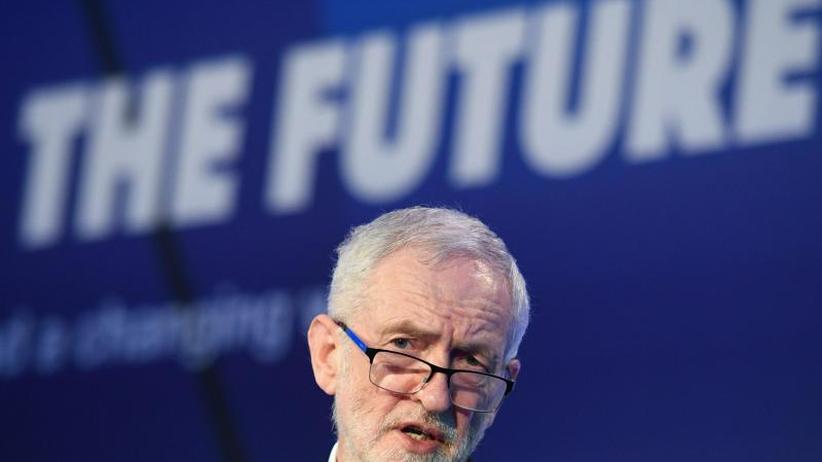 Noch fünf Wochen: Brexit: Oppositionschef Corbyn will Konsens ausloten