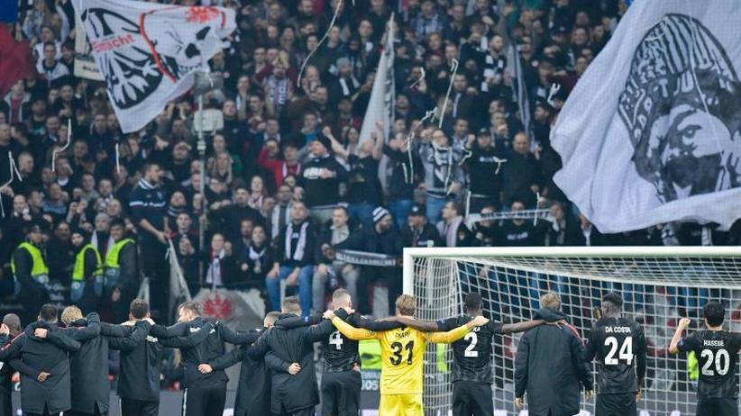 Europa League: Eintracht nach 24 Jahren wieder im Achtelfinale