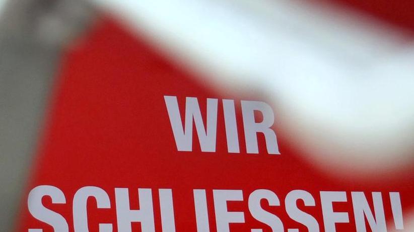 Trendwende 2019 erwartet: Firmenpleiten in Deutschland auf Rekordtief