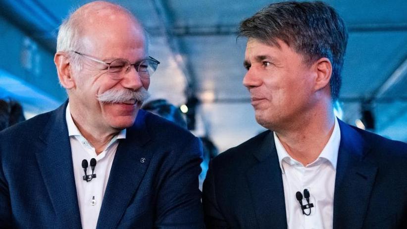 Share Now: Daimler und BMW starten Aufbau von Mobilitätsdienst