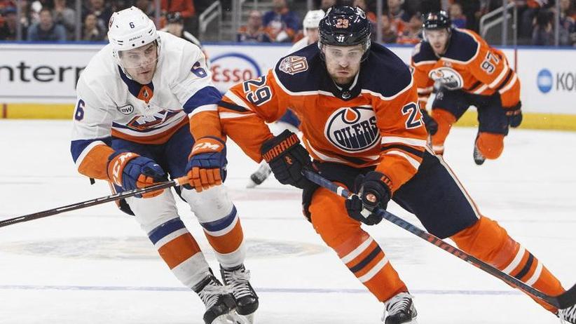 NHL: Draisaitl mit Tor und Assist - Meilenstein für Owetschkin