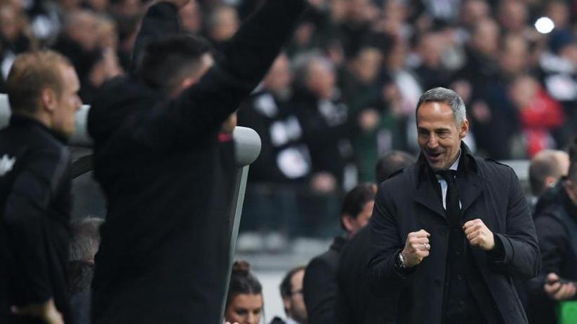 Europa League: Eintracht feiert und hofft auf attraktives Achtelfinal-Los