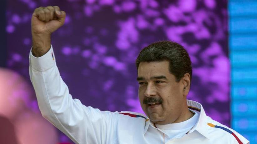 Streit über Hilfen: Venezuela schließt Grenze zu Brasilien