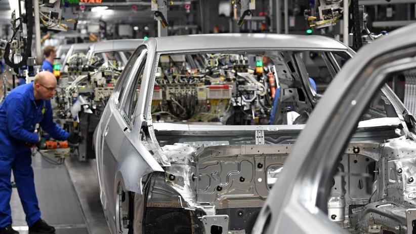 Golfproduktion betroffen: Kurzarbeit bei VW in Zwickau wegen Lieferengpässen