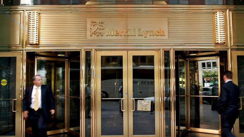 Bank of America streicht Namen: Traditionsmarke Merrill Lynch verschwindet
