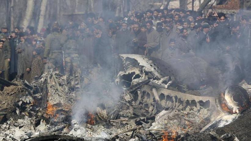 Flugverkehr gestört: Indien-Pakistan-Konflikt spitzt sich zu