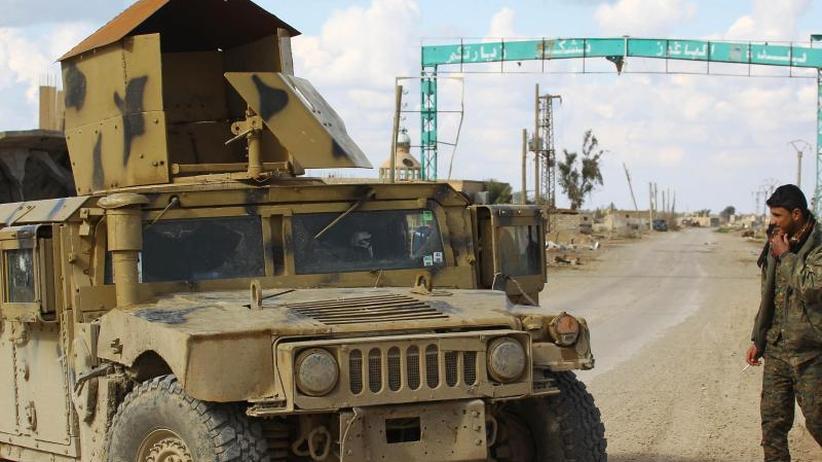 Hintergrund: Faktencheck: Sind in Syrien alle IS-Gebiete zurückerobert?