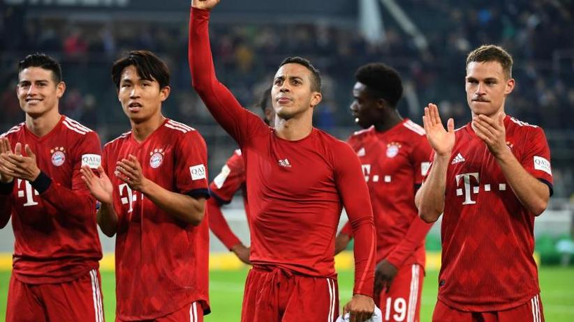"""24. Spieltag: Bayern als Zweiter nun Favorit - """"Haben keine große Klappe"""""""