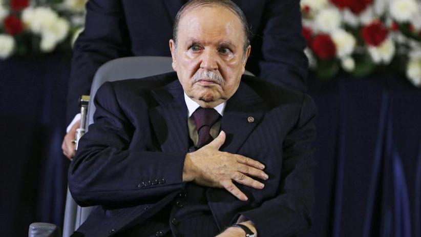 Erneute Kandidatur erwartet: Boykottaufrufe und Proteste gegen Bouteflika in Algerien