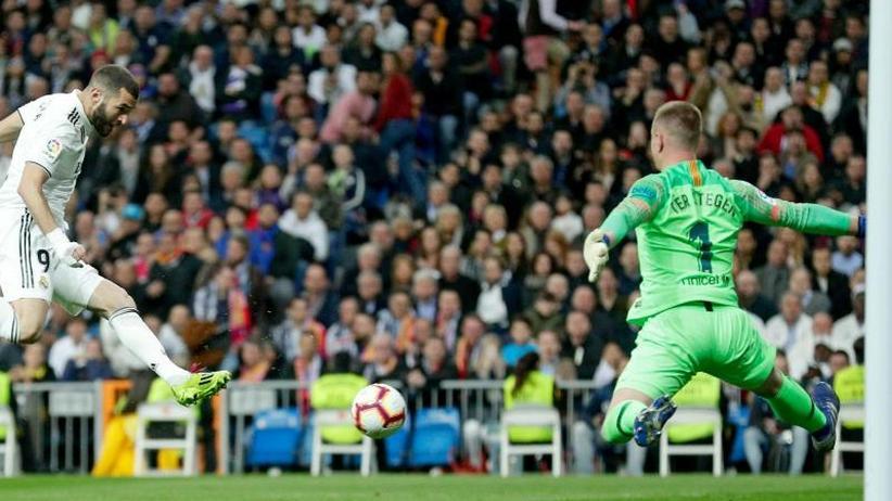 Clásico-Erfolg: Historischer Barça-Sieg: Ter Stegen gelobt, Kroos beschimpft