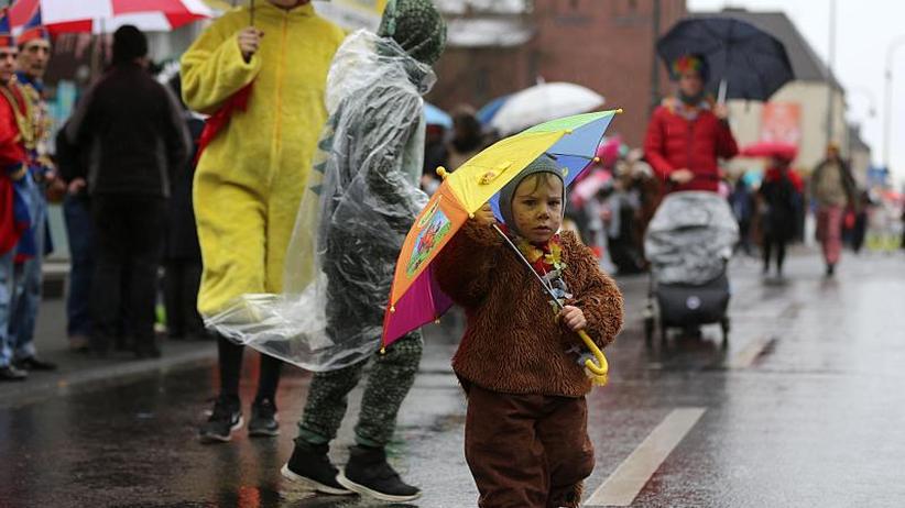 """Bennet"" kommt: Rosenmontagszüge sollen trotz Sturmtiefs rollen"