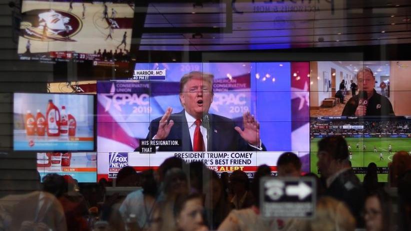 Vorbereitung auf US-Wahl 2020: Trump stimmt seine Anhänger auf den Wahlkampf ein