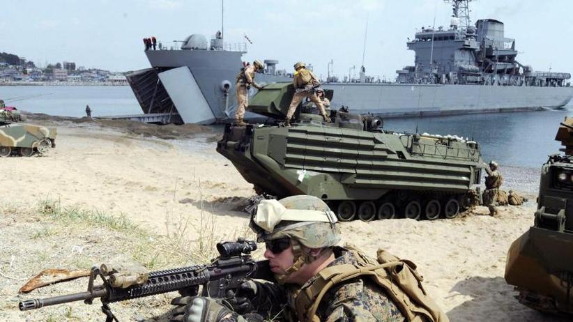 Nach Gipfel in Hanoi: USA und Südkorea beenden gemeinsame Militärübungen