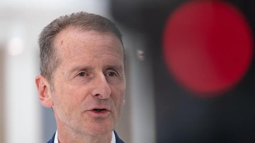 Zollstreit und Handelskonflikt: VW-Chef sieht kritisches Jahr - Autoproduktion sinkt
