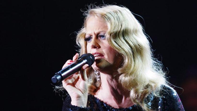Raus aus der Komfortzone: Barbara Schöneberger hat Lampenfieber beim Singen