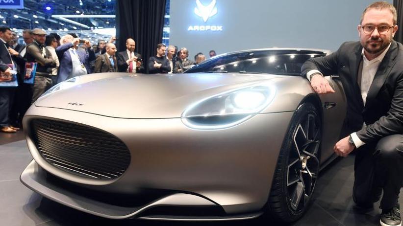 Piëch Mark Zero: Nach Porsche jetzt auch Piëch: Neuer Sportwagen in Genf