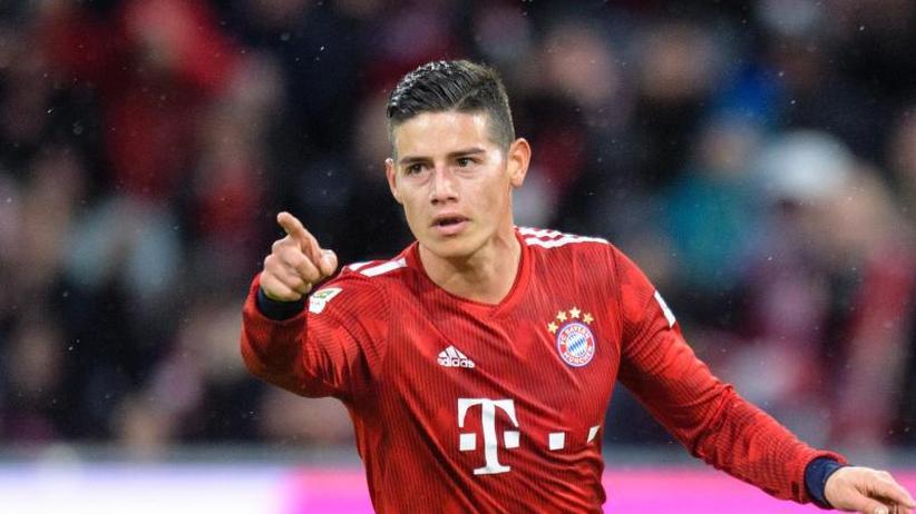 James in Torlaune: Bayern kontern BVB-Sieg mit Schützenfest gegen Mainz