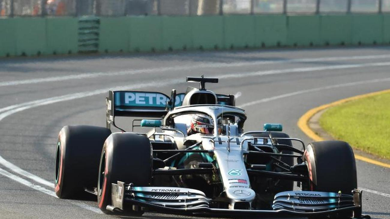 Formula 1: You have to pay attention to the Australian Grand